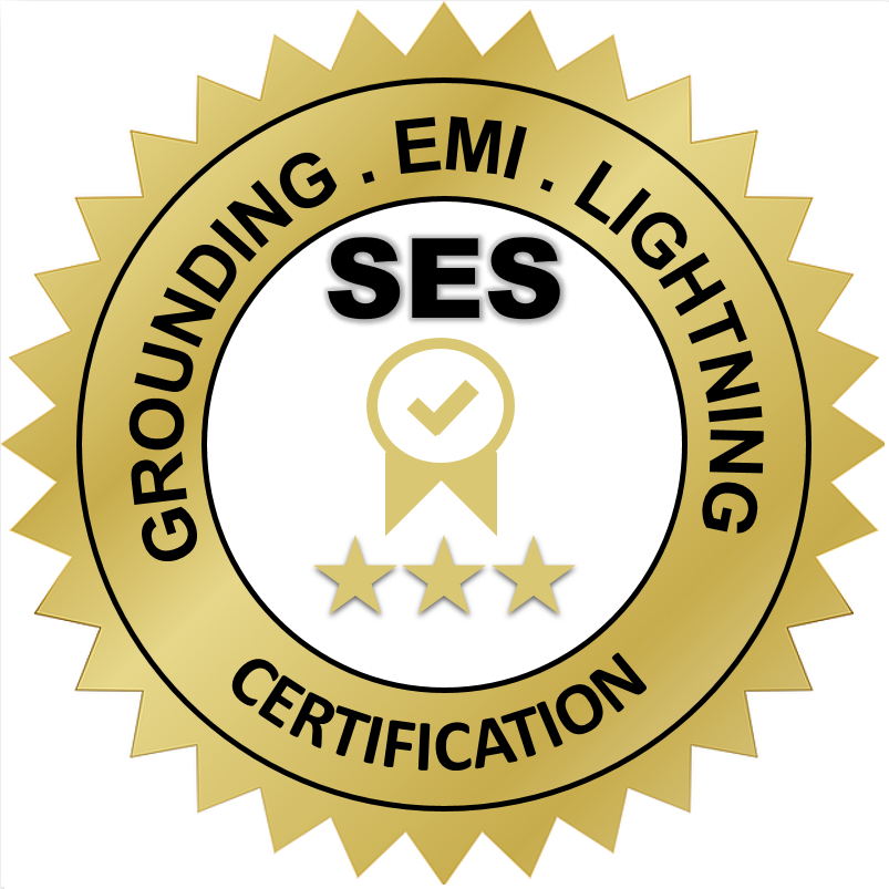 SES Training, Training You and Your Staff to Carry Out Challenging Grounding, EMI and Lightning Studies
